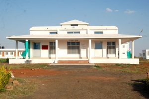 Dhamma Guna Meditation Hall